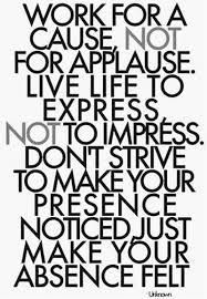 quote impress