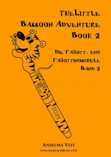 Fagottino Schule The Little Bassoon Adventure Anselma Veit 2