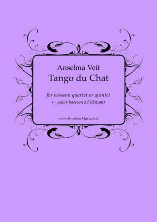 Tango du Chat Quintett Anselma Veit Fagott Bassoon Quintet
