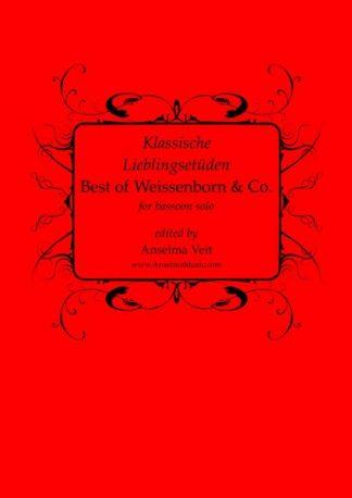 Best of Weissenborn Anselma Music Fagott Etüden