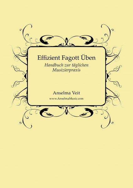 Effizient Fagott Üben Anselma Veit Buch