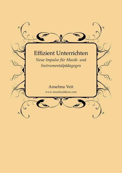 Effizient Unterrichten Anselma Veit Buch