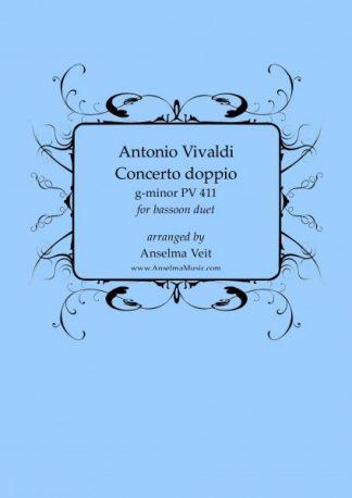 Vivaldi Doppelkonzert Fagott Duo