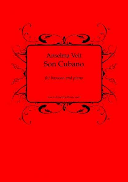 Son Cubano Anselma Veit Fagott Klavier Bassoon Piano