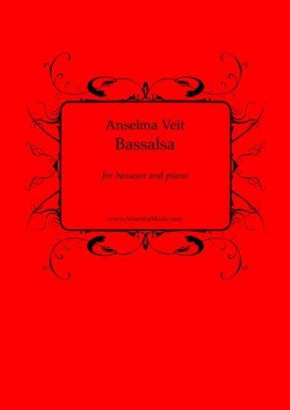 Bassalsa Anselma Veit Fagott Klavier Bassoon Piano