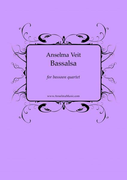 Bassalsa Anselma Veit Fagott Quartett Bassoon Quartet