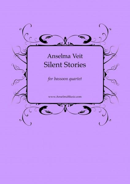 Silent Stories Anselma Veit Fagott Quartett Bassoon Quartet