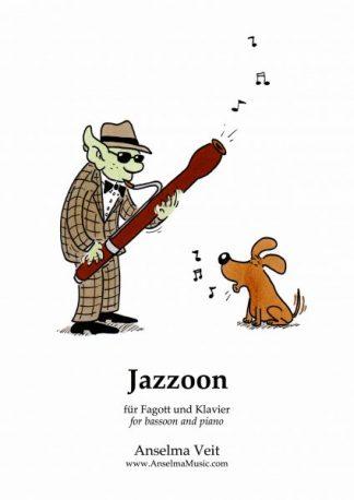 Jazzoon Fagott Klavier Anselma Veit