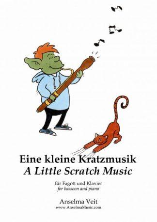 Kleine Kratzmusik Fagott Klavier Anselma Veit