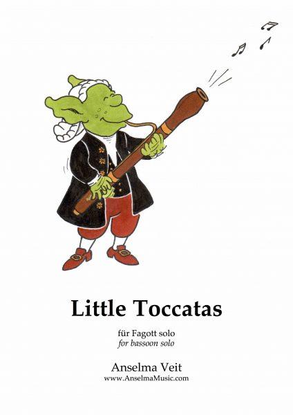 Little Toccatas Fagott Solo Anselma Veit