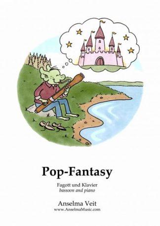 Pop-Fantasy Fagott Klavier Anselma Veit