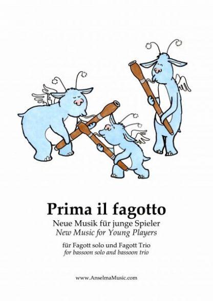 Prima il fagotto Fagott solo Fagott Trio