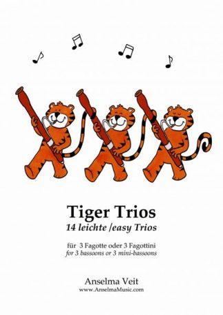 Tiger Trios Fagott Anselma Veit