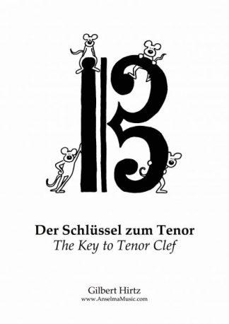 Schlüssel zum Tenor Key to Tenor Clef