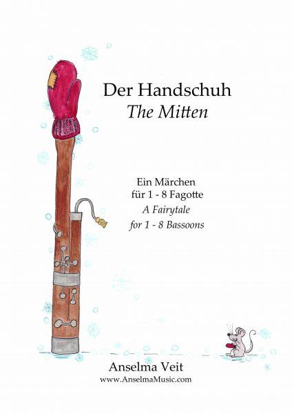 Der Handschuh für 1-8 Fagotte