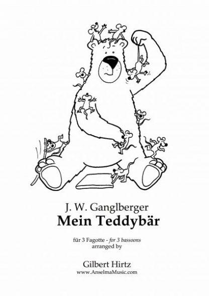Ganglberger Teddybär Fagott Trio