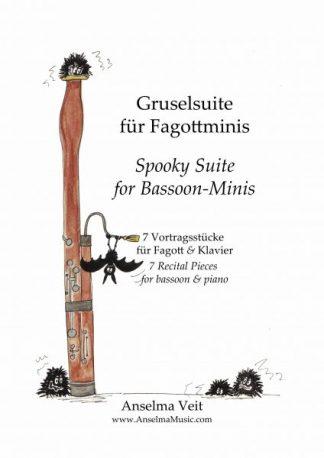 Gruselsuite Fagott und Klavier Anselma Veit