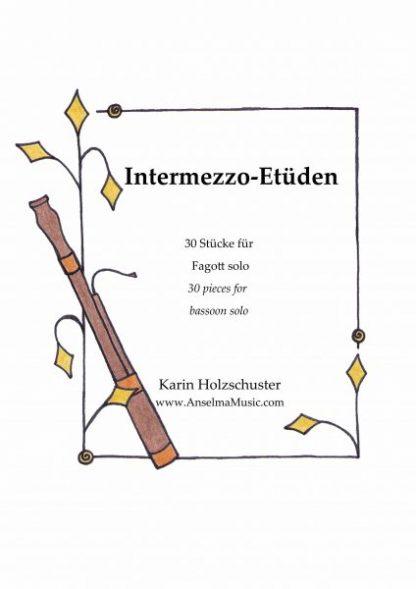 Intermezzo-Etüden Karin Holzschuster Fagott Etüden Bassoon Etudes