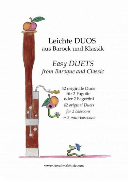Leichte Duos Barock und Klassik