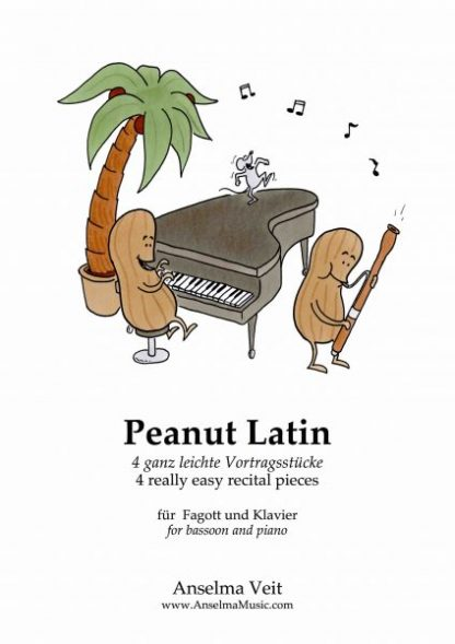 Peanut Latin Fagott Klavier Anselma Veit