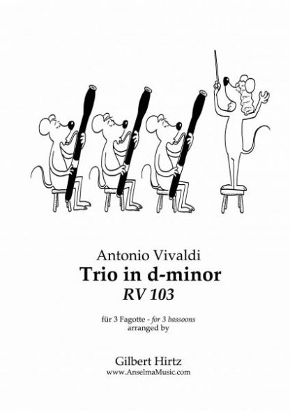 Vivaldi Trio Gilbert Hirtz Fagotte